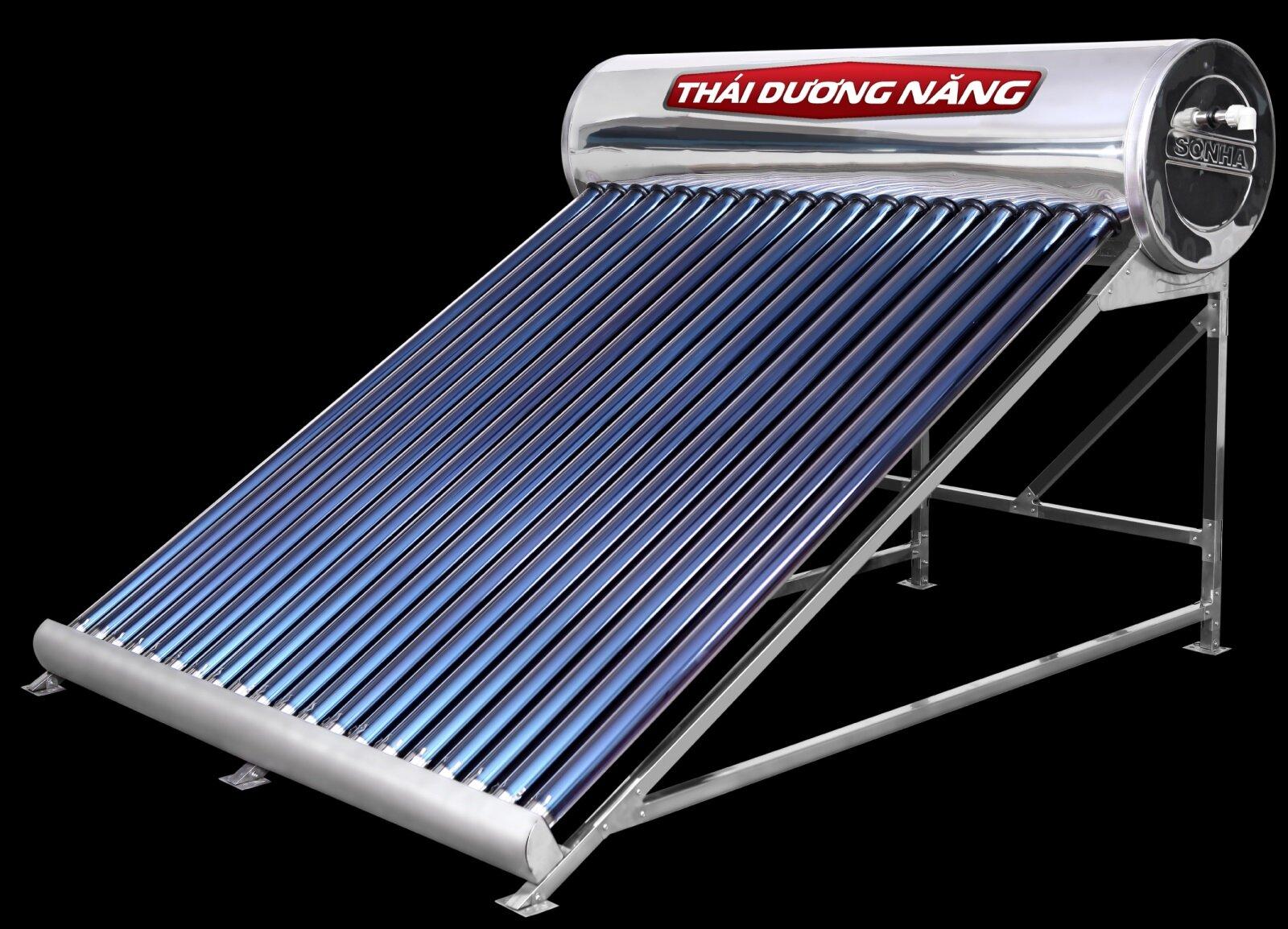 Máy nước nóng sử dụng năng lượng mặt trời