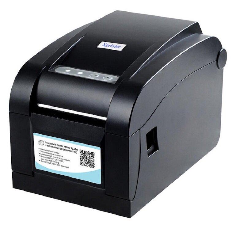 Ưu điểm của máy in mã vạch Xprinter 350B