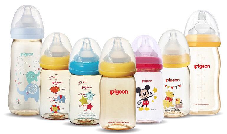 Tại sao bình sữa PPSU Pigeon được mệnh danh là bình sữa 'thần thánh'? |  websosanh.vn