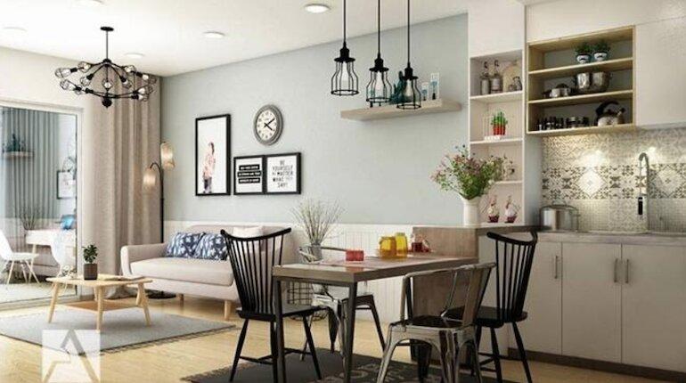 Xu hướng thiết kế nội thất đẹpđối với phòng khách