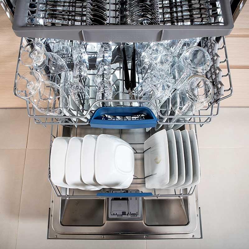 Hướng dẫn cách vệ sinh máy rửa bát Bosch