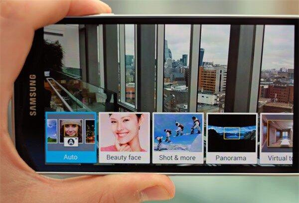 Galaxy S5 photo 11