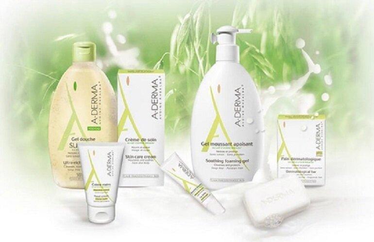 Đôi nét giới thiệu về thương hiệu sữa rửa mặt Aderma