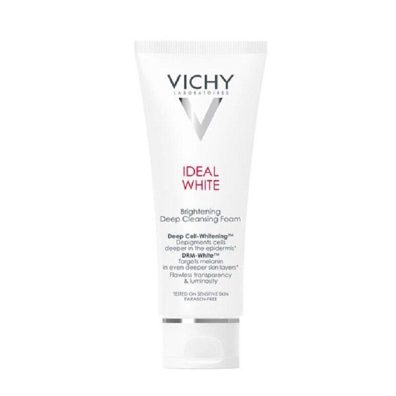 Sữa rửa mặt Vichy Ideal White Brightening Deep Cleansing Foam
