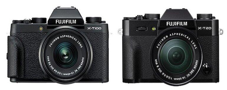 máy ảnh fujifilm x-t100