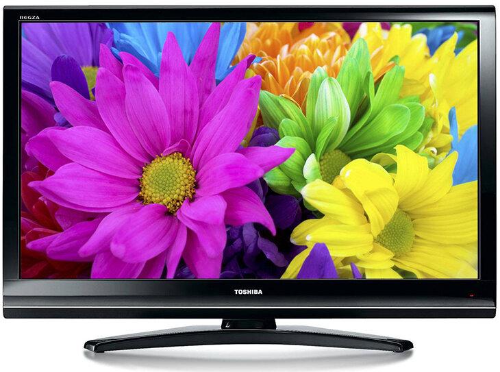 công nghệ hình ảnh tivi toshiba