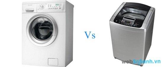 Electrolux EWF10751 và LG WFD1219DD (nguồn: internet)