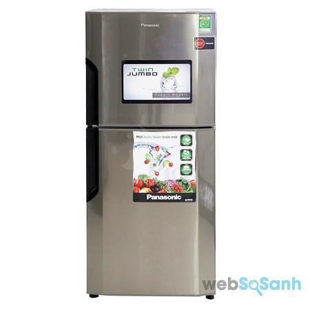 Tủ lạnh Panasonic 152 lít NRBJ177MSVN