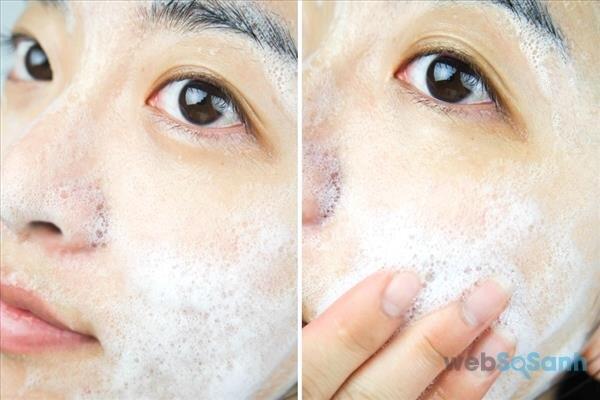 sữa rửa mặt dịu nhẹ Sulwhasoo Gentle Cleansing Foam EX REVIEW