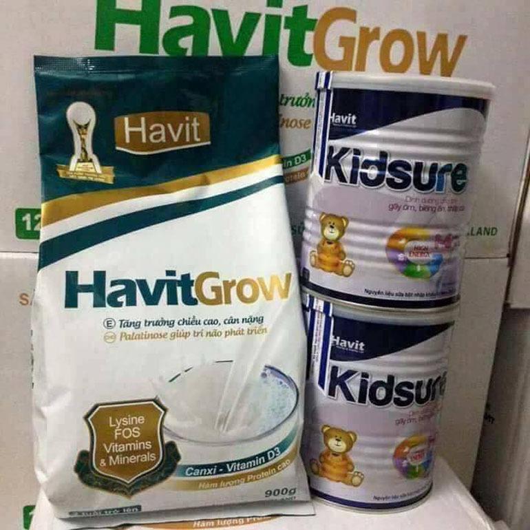 Sữa Havit Kidsure có nguồn gốc xuất sứ rõ ràng
