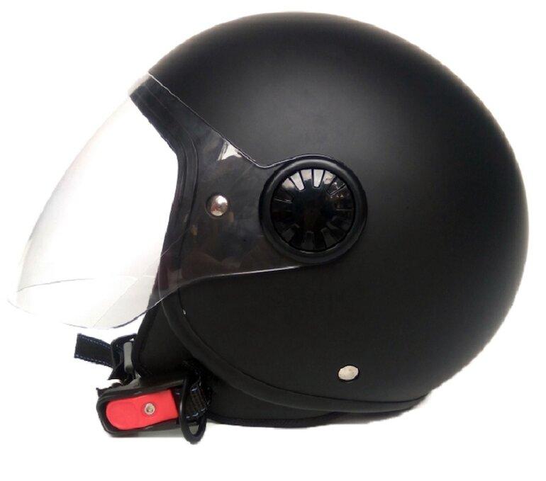 Mũ bảo hiểm 3/4 Sunda 228