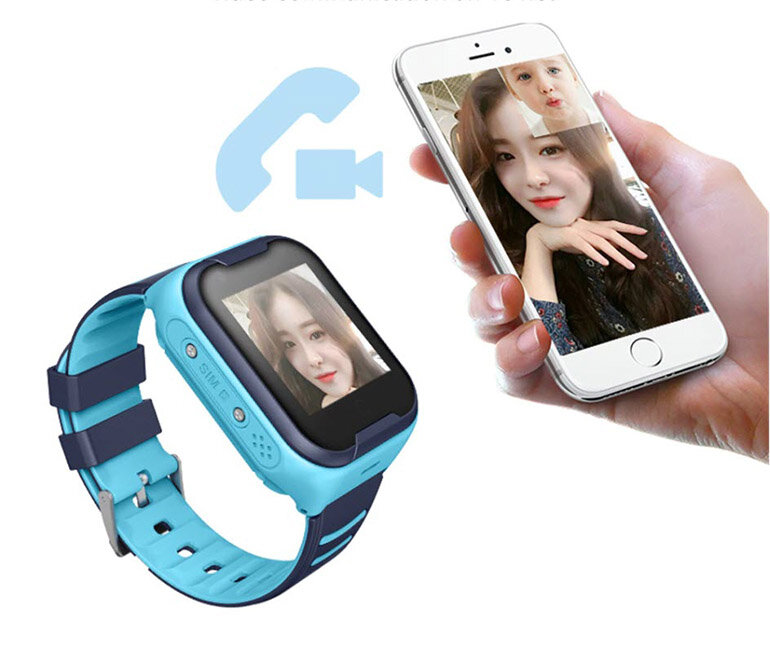 Đồng hồ có khả năng liên lạc và nhắn tin như smart phone thông thường