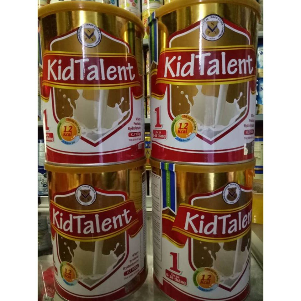 Sữa KidTalent