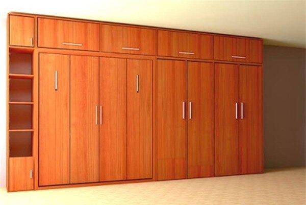 Tư vấn bố trí nội thất cho căn phòng 7,8m² có cả giường và bếp 6