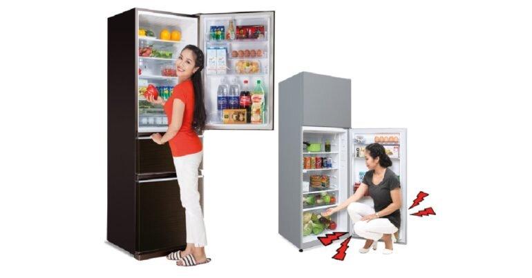 4 lý do vì sao tủ lạnh ngăn đá dưới đang là xu thế trong năm 2019 - 2020