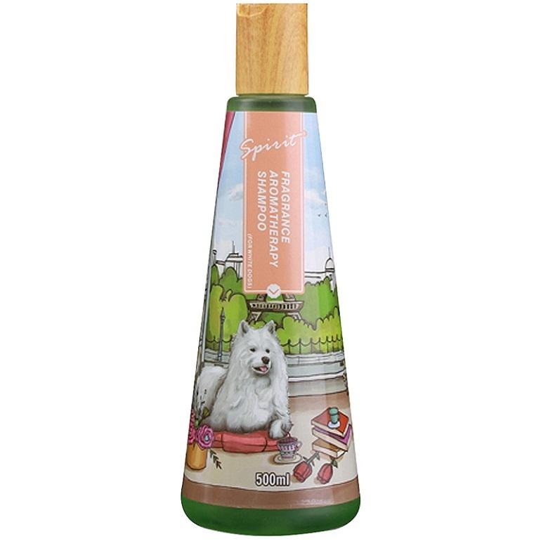 Sữa tắm cho chó lông trắng Spirit White Dog