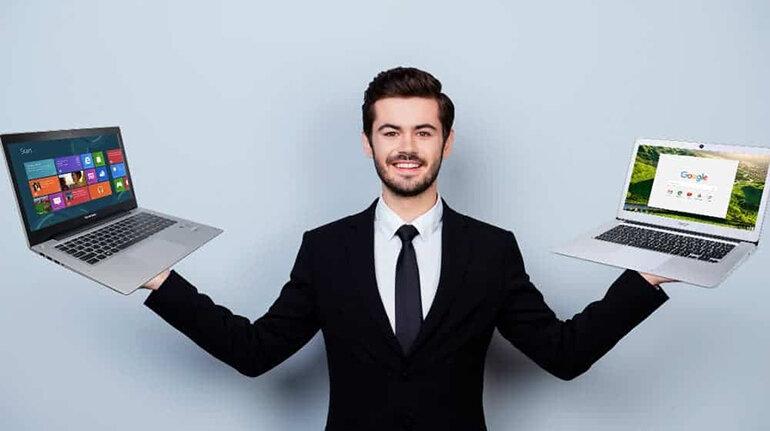 Đi tìm chiếc laptop tốt nhất tăng hiệu suất công việc