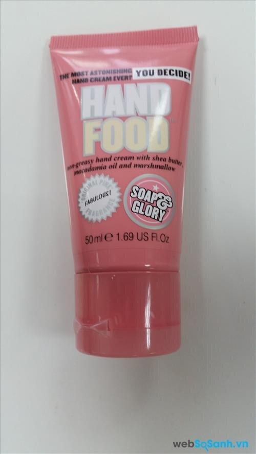 Kem dưỡng tay Soap & Glory Hand Food
