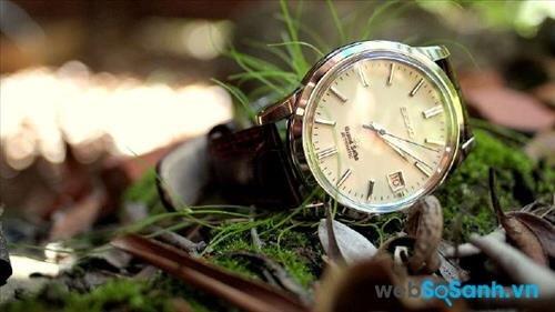 Chiếc đồng hồ Seiko này có giá trên trăm triệu đồng