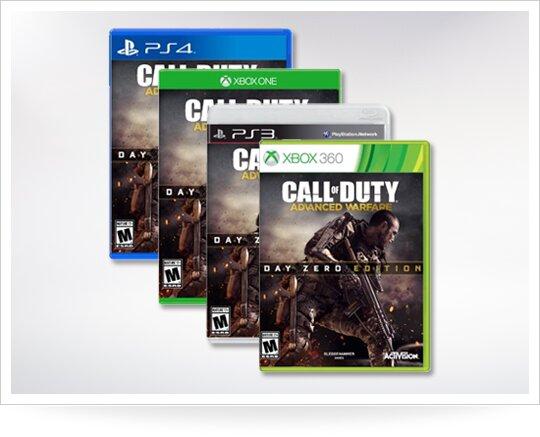 Game Call of Duty: Advanced Warfare