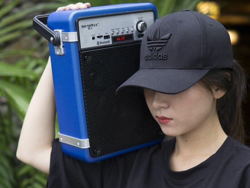 Loa di động SoundMax M2