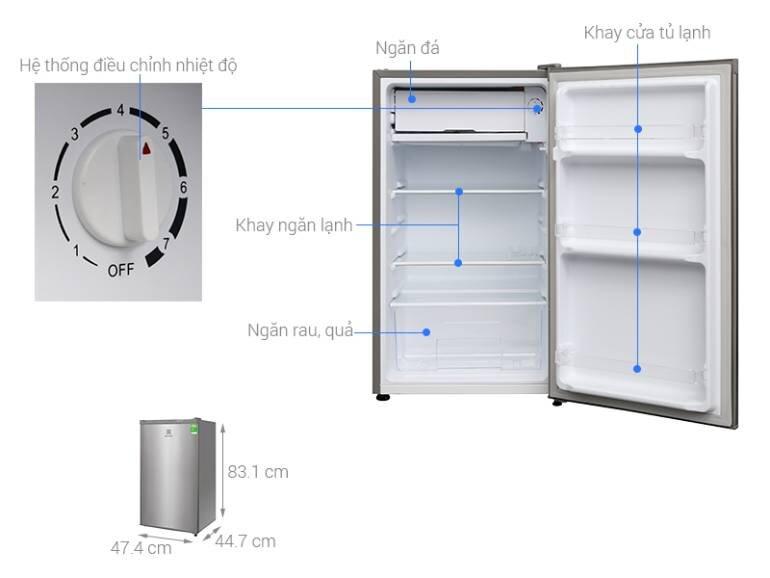 tủ lạnh mini bán chạy