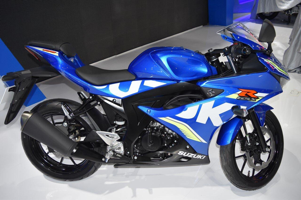Xe mô tô Suzuki đem đến trải nghiệm tuyệt vời cho người điều khiển