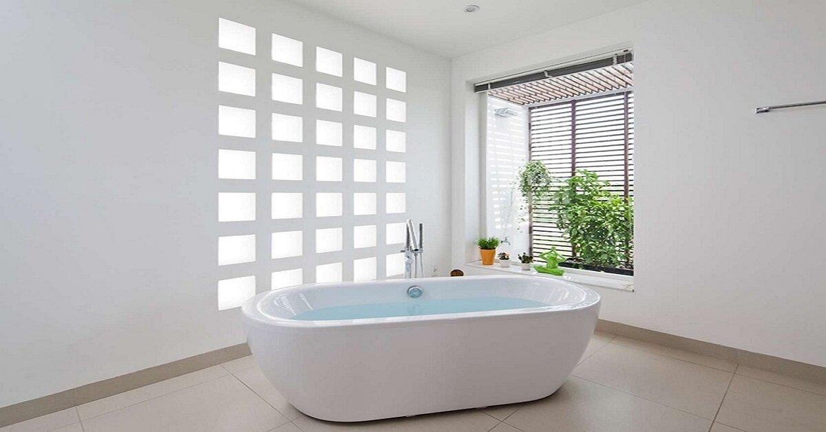 lắp đặt bồn tắm Inax