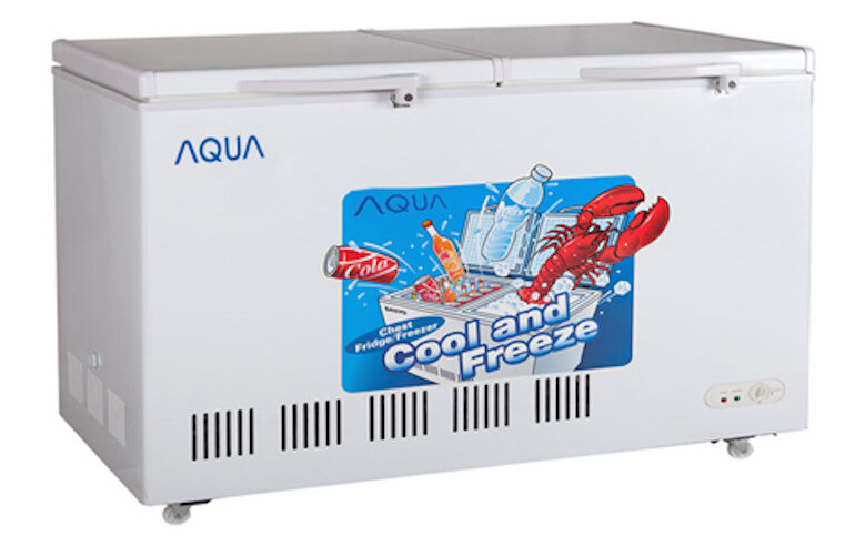 Tủ đông 400 lít AQUA AQF-500C