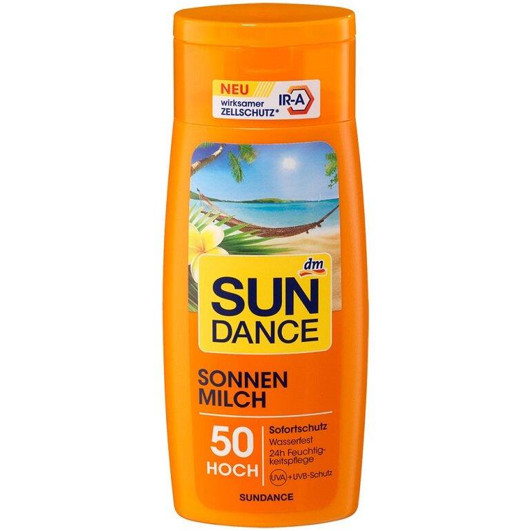 Kem chống nắng Sundance Sonnen Milch