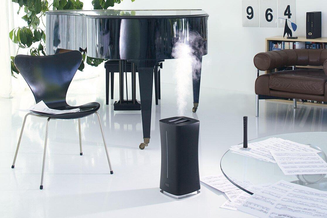 Máy tạo ẩm phun sương giúp lọc không khí trong sạch, tạo cảm giác dễ chịu