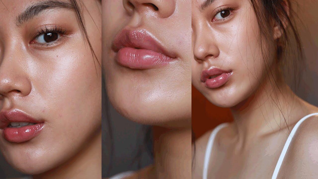 Mẹo trang điểm căng da mặt