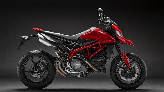 Cận cảnh vẻ ngoài hầm hố của Ducati Hypermotard 950