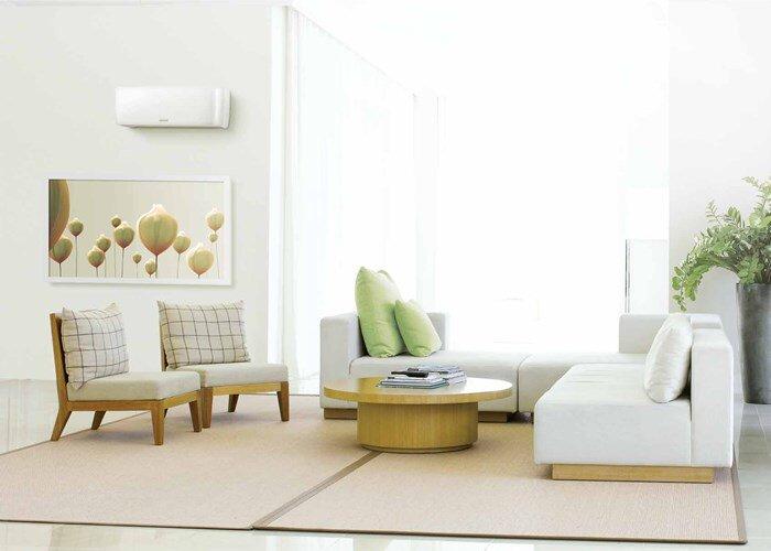 Máy tạo ẩm hoạt động tốt với những căn phòng dưới 50m2