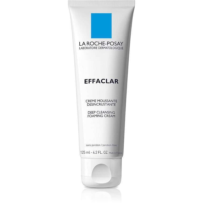 Sữa rửa mặt tạo bọt La Roche Posay Effaclar Deep Cleansing