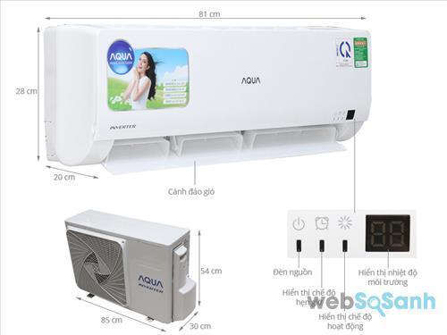 máy lạnh aqua của nước nào