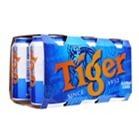 Bia Tiger lốc 6 lon x 330ml