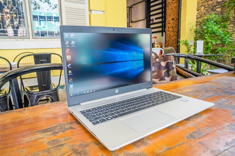 Laptop HP ProBook 450 G6 6FG98PA 15.6 inches