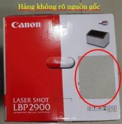 máy inCanon 2900 hàng