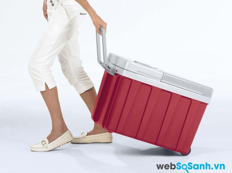 Tủ lạnh ôtô MOBICOOL W40 DC/AC