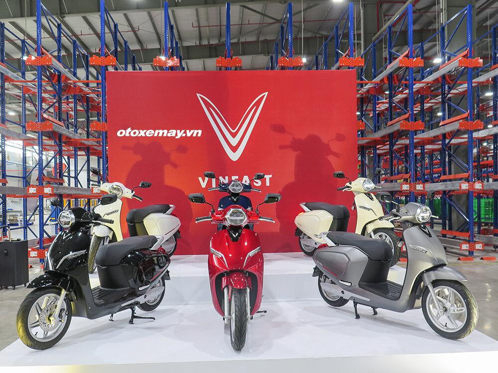 Xe máy điện VinFast có giá từ 21 triệu đến 54 triệu đồng