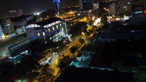 Ảnh chụp ban đêm của SX50.