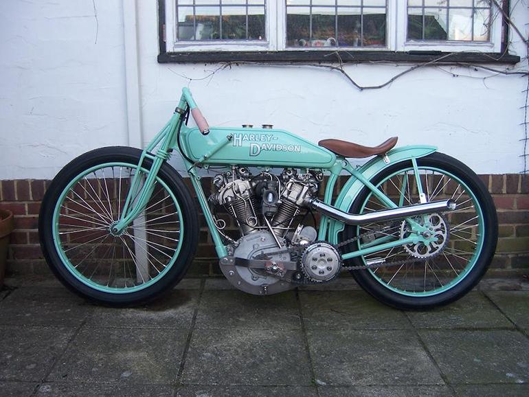Harley-Davidson 8-Valve Racer 1923