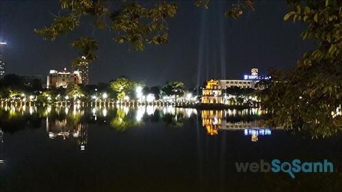 camera chụp ảnh của Samsung Galaxy J5 Prime