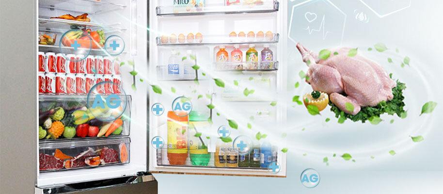 Công nghệ hiện đại giúp thực phẩm tươi ngon hơn