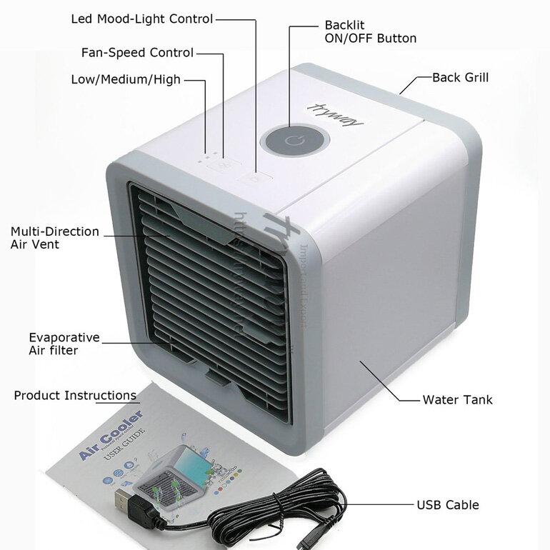 quạt điều hòa mini Arctic Air
