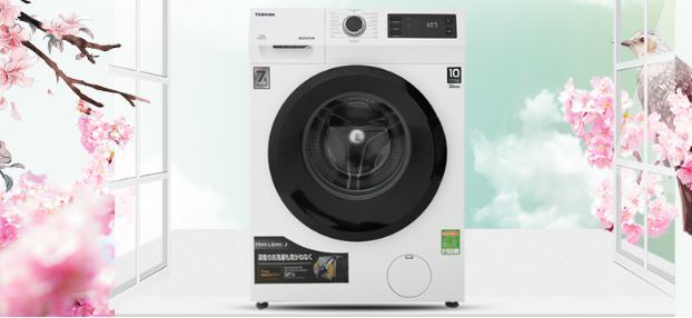 Máy giặt Toshiba Inverter 7.5 Kg TW-BH85S2V WK - Giá rẻ nhất: 6.649.000 vnđ
