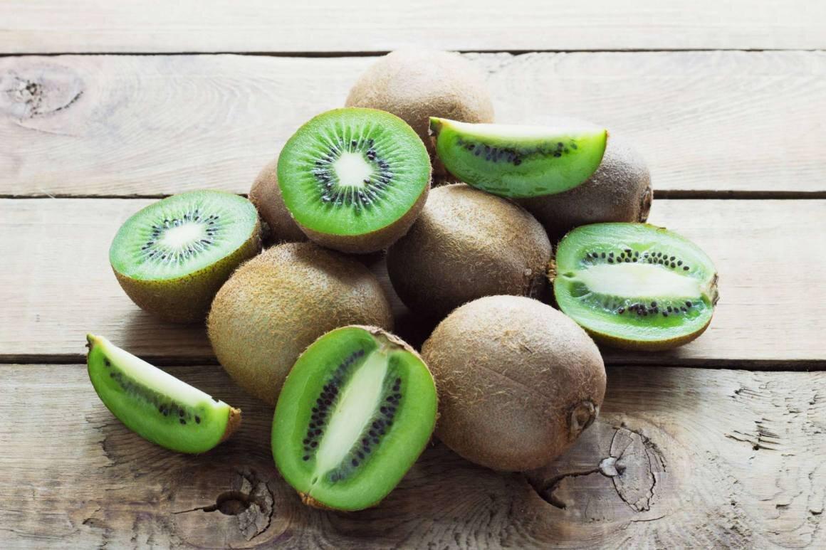 Kiwi giúp tăng sức đề kháng cho trẻ