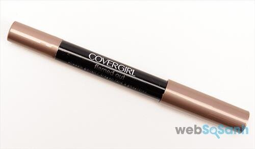 CoverGirl Flamed Out Shadow Pencil màu Melted Caramel Flame