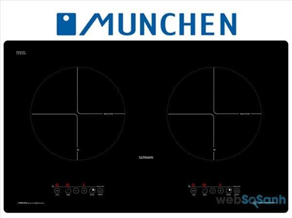 bếp từ đôi Munchen M50 Max